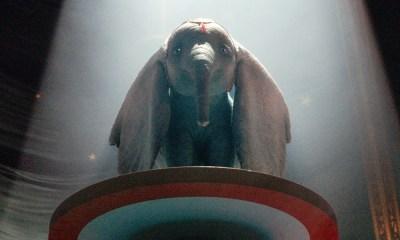 Dumbo | Live-action de Tim Burton ganha novas imagens