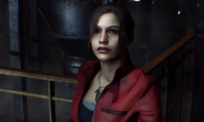 Resident Evil 2   Gameplay de Claire pode estar disponível na Tokyo Game Show