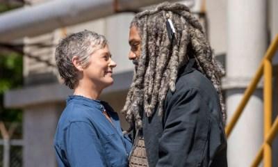 The Walking Dead | Carol terá uma nova família na 9ª temporada
