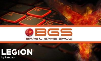 BGS 2018 | Lenovo trará nova linha gamer e diversas atrações