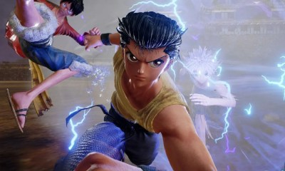 Jump Force | Novo trailer revela Yusuke Urameshi e Toguro