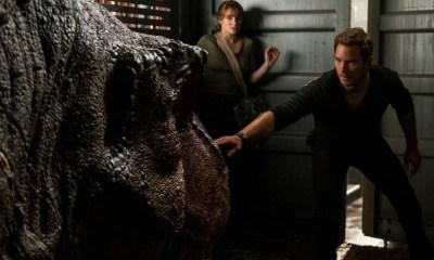 Jurassic World: Reino Ameaçado ultrapassa US$ 1,3 bilhão nas bilheterias e faz história