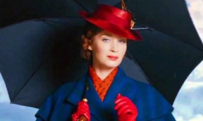 Trailer de O Retorno de Mary Poppins encanta a internet. Veja as reações