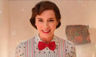 O Retorno de Mary Poppins | Trailer oficial apresenta cenas de pura magia