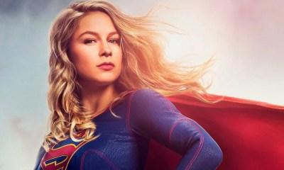 Supergirl ganha novo poster promocional da 4ª temporada