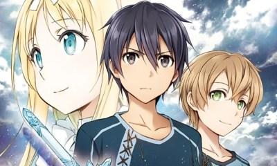 Sword Art Online Alicization | 3ª temporada tem data de estreia revelada