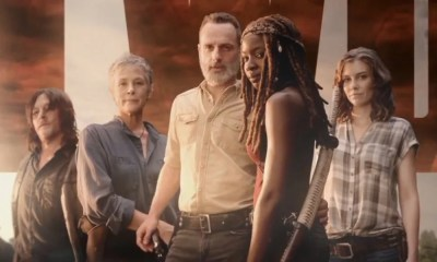 The Walking Dead | Novo teaser destaca helicóptero e personagens mais antigos