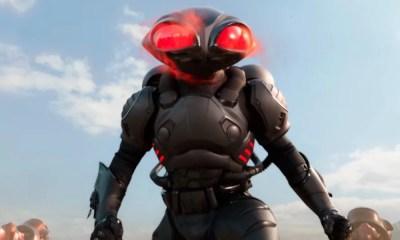 Aquaman | Versão estendida do trailer apresenta o Arraia Negra. Confira