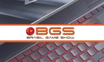 BGS 2018 | Samsung mostra seu novo notebook gamer Odyssey Z