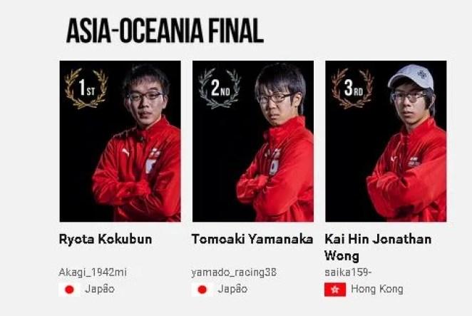 Gran Turismo   Final da Nations Cup - Ásia/Oceania