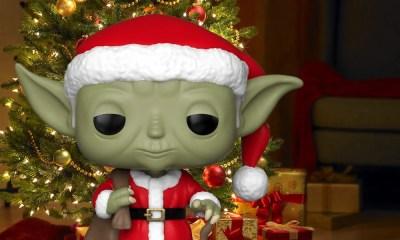 É Natal! Funko lança coleção Star Wars Holiday na linha POP!