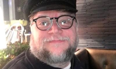 Guillermo del Toro surpreende com cosplay de George R. R. Martin