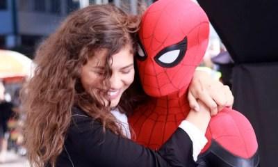 Homem-Aranha: Longe de Casa | Novas fotos de bastidores são reveladas