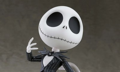 Jack Skellington ganha versão Nendoroid pela Good Smile
