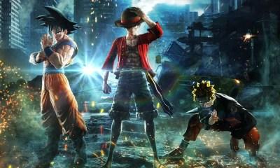 Jump Force | Bandai Namco anuncia data de lançamento do game