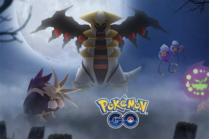 Pokémon Go   Evento de Halloween traz o lendário Giratina nas reides