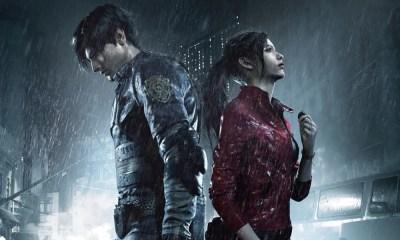 Resident Evil 2 | Deluxe Edition traz capa reversível e roupas exclusivas