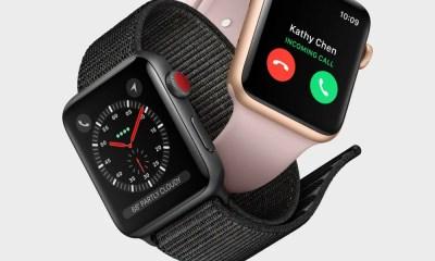 Apple Watch | Novo modelo poderá realizar chamadas de vídeo no futuro
