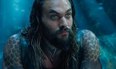 Aquaman recebe trailer final com cenas épicas e detalhes da história