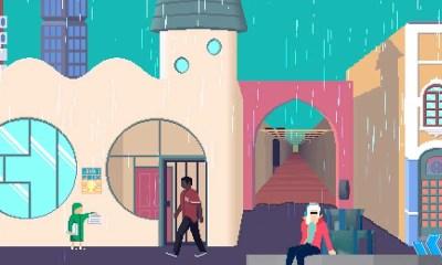 Desert Child | RPG indie de corrida recebe data de lançamento