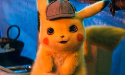 Live-action Pokémon Detetive Pikachu ganha primeiro trailer oficial