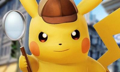 Filme Pokémon Detetive Pikachu ganha primeiro teaser poster