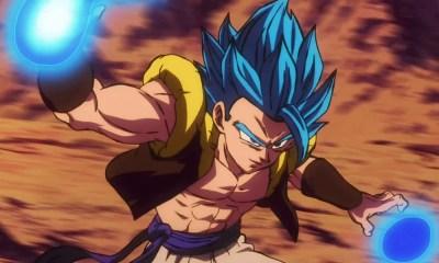 Gogeta aparece em novo trailer de Dragon Ball Super: Broly. Confira!