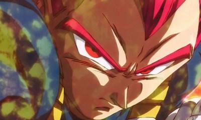 Dragon Ball Super: Broly | Novas imagens revelam Vegeta Super Saiyajin God