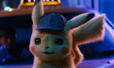 Pokémon Detetive Pikachu | Poster traz easter egg de Mewtwo