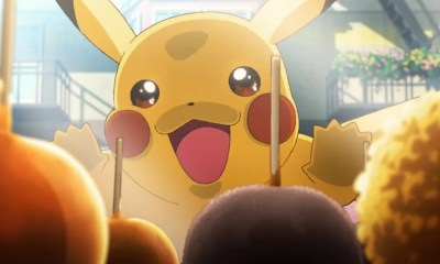 Pokémon the Movie: The Power of Us terá exibições nos EUA