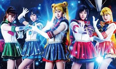 Musical de Sailor Moon terá apresentações no ocidente em 2019