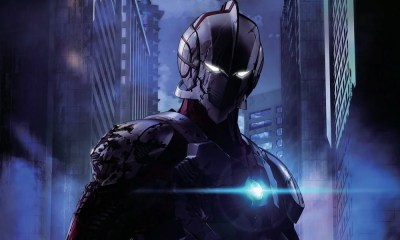 Ultraman | Netflix libera 1º trailer da nova série original em CGI