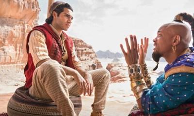 Aladdin   Imagens oficiais do live-action são reveladas