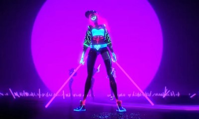 K/DA | Madison Beer joga Beat Saber com a música POP/STARS