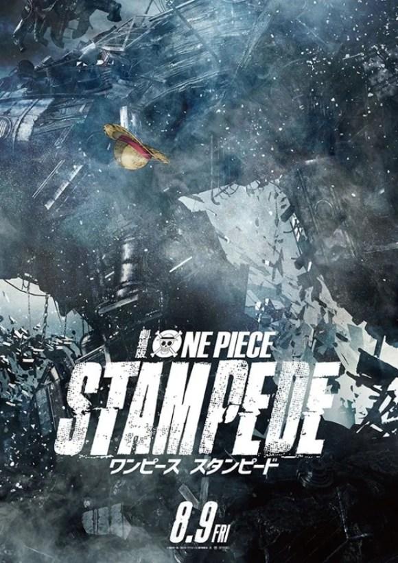One Piece STAMPEDE | Novo filme ganha 1º trailer e data de estreia