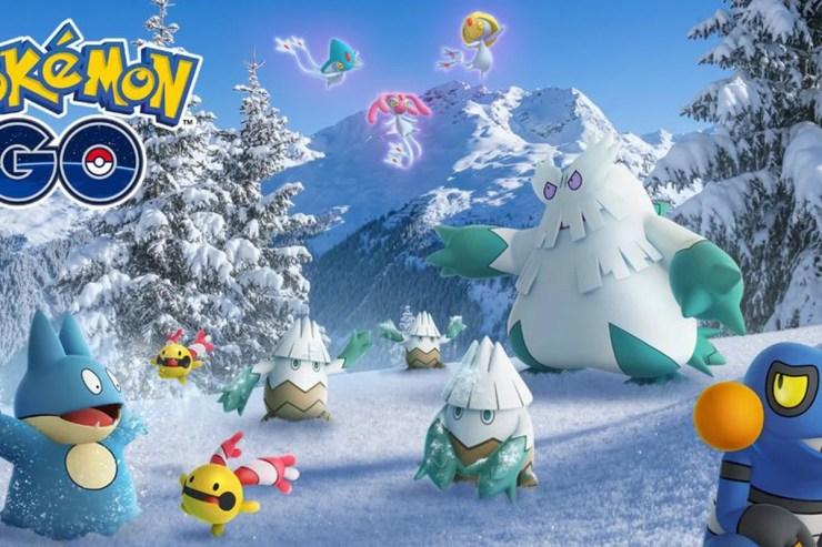Pokémon Go | Lendário Heatran já está disponível no game
