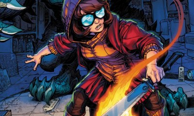 Scooby Apocalypse | HQ do Scooby-Doo revela Velma grávida do Salsicha