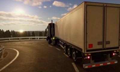 Truck Driver | Simulador ganha primeiro trailer de gameplay nos consoles