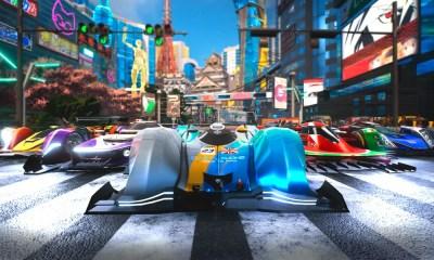 Xenon Racer | Game de corrida futurista ganha nova arte de capa