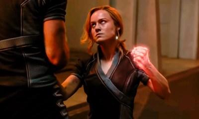 Capitã Marvel | Novo trailer traz dose moderada de humor e cenas inéditas