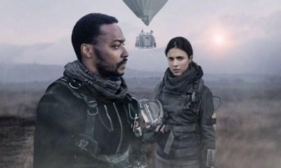 IO   Filme pós-apocalíptico de ficção científica estreia na Netflix