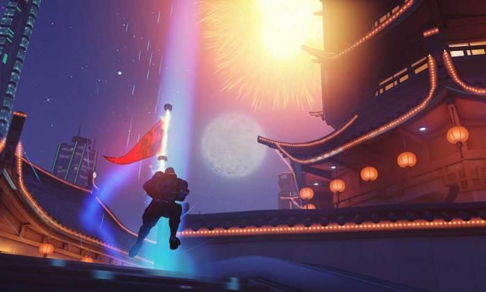 Overwatch | Ano Novo Lunar comemora o ano do porco