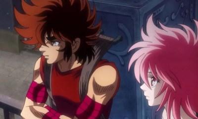 Cavaleiros do Zodíaco: Saintia Shô | Shoko encontra Seiya no 5° episódio do anime