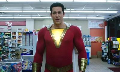 Shazam! | Novo trailer traz easter egg de 'O Homem de Aço'