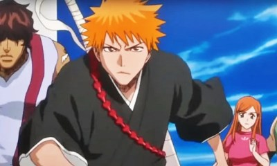 Crunchyroll disponibiliza todas as aberturas de Bleach em HD