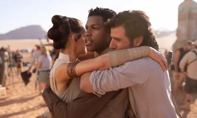 J.J. Abrams revela primeira fotografia de Star Wars: Episódio IX