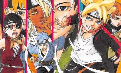 Boruto: Naruto Next Generations | Mangá deve encerrar no volume 30
