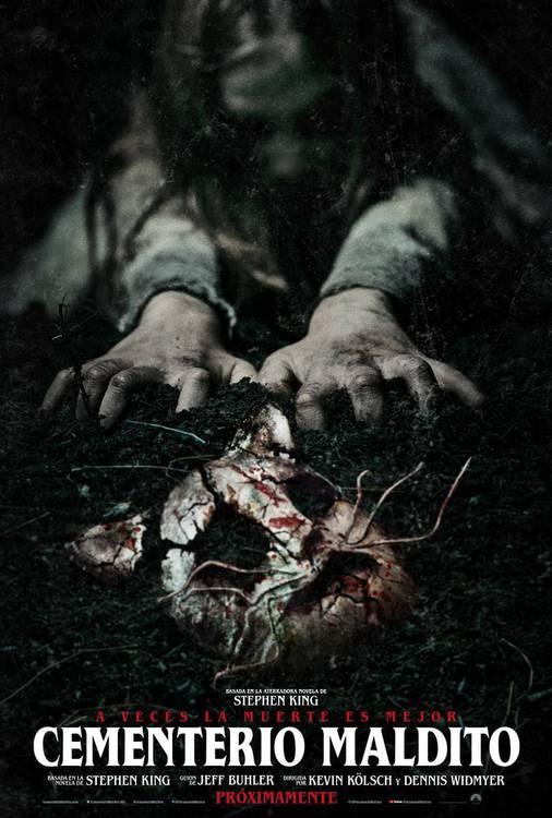 Baseado na obra de Stephen King, o remake de Cemitério Maldito (Pet Sematary) ganhou duas novas imagens promocionais.