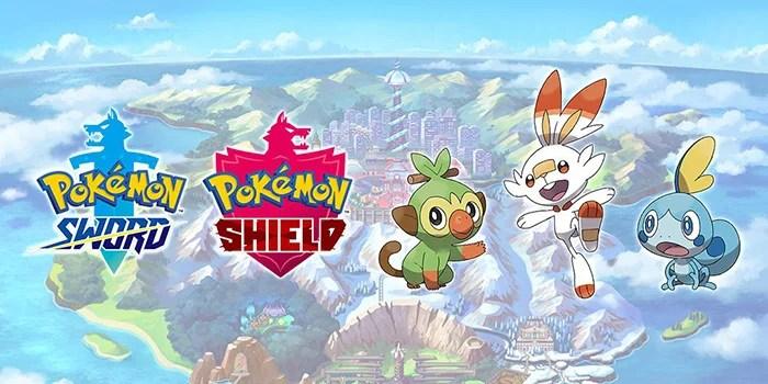 Finalmente!   Pokémon Sword and Shield é anunciado para Nintendo Switch