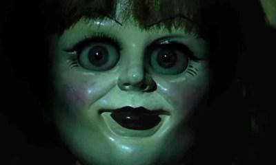 Annabelle 3 | Novo filme da franquia ganha seu primeiro teaser. Confira!